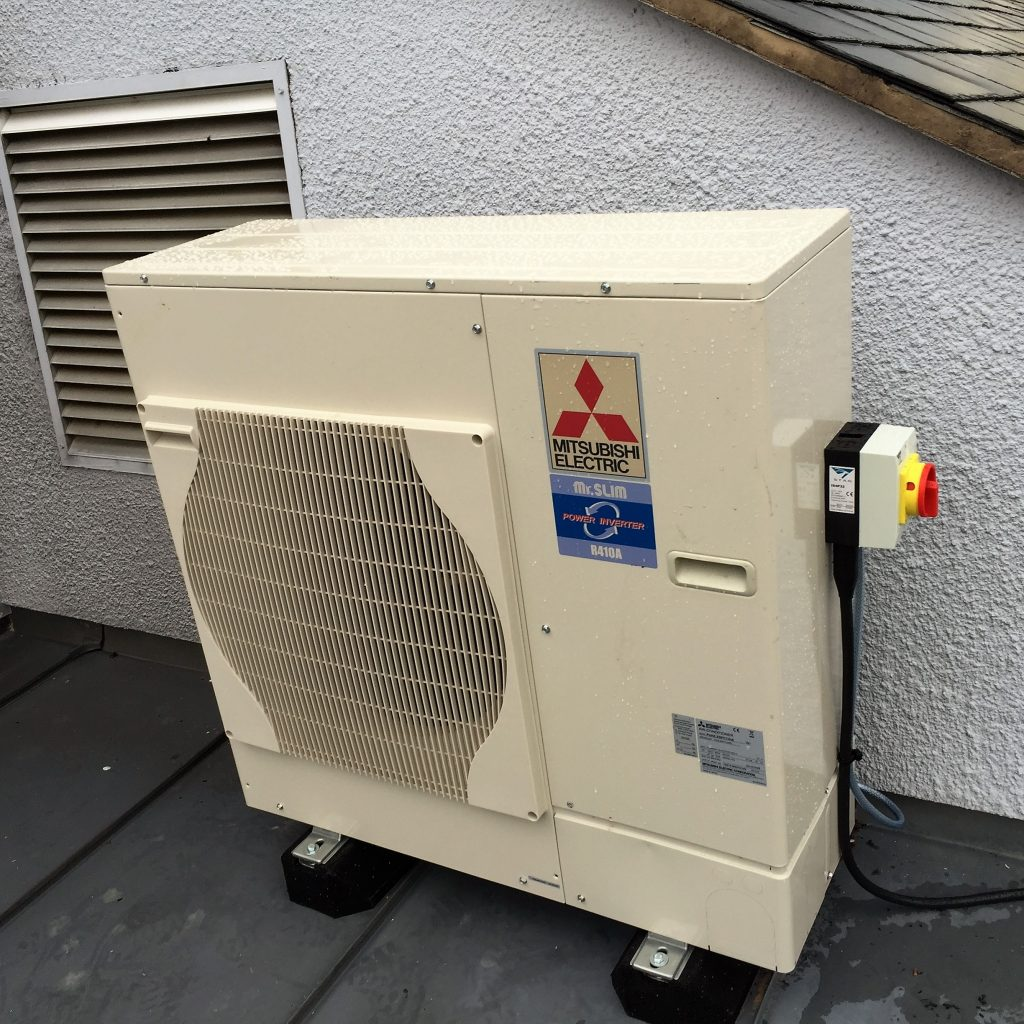 4 Seasons Solutions: Air Conditioning Install & Maintenance