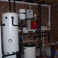 6kW Heat pump buffer - Exeter