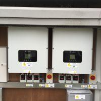 36kW Solar Inverters