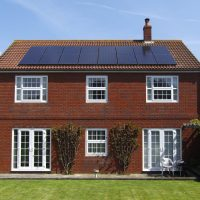 All Black 4kW Solar PV - Exeter