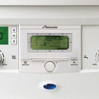 Worcester FR110 (on boiler)