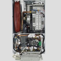 Worcester Greenstar CDIi Classic Combi Inside View
