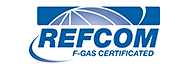REFCOM - F-Gas Certificated