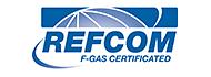 REFCOM - F-Gas Certificated